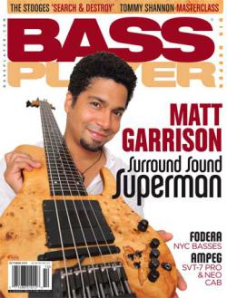 Nové číslo Bass Player Október 2010
