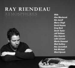 Ray Riendeau nový album Atmospheres